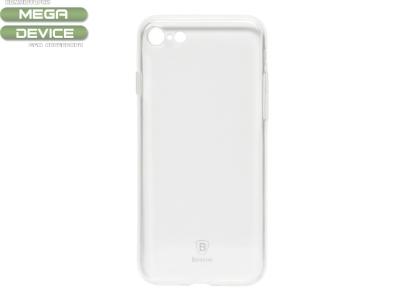 Силиконов гръб BASEUS за iPhone 7 / 8, Прозрачен