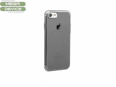 BASEUS Силиконов калъф за iPhone 7 / 8 - Black