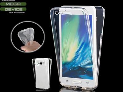 360Силиконов калъф Motorola MOTO G4 PLAY Прозрачен