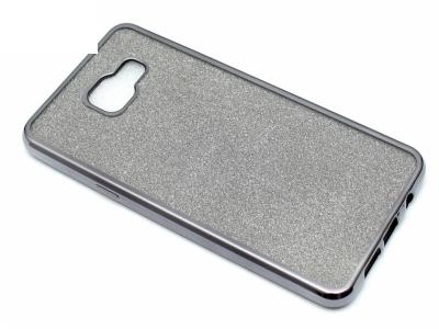 Силиконов Гръб с Брокат Samsung Galaxy A5 A510 (2016) - Elektro Grey