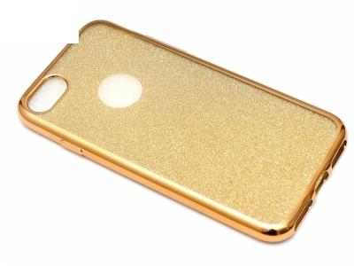 Силиконов Гръб с Брокат Iphone 7 4.7
