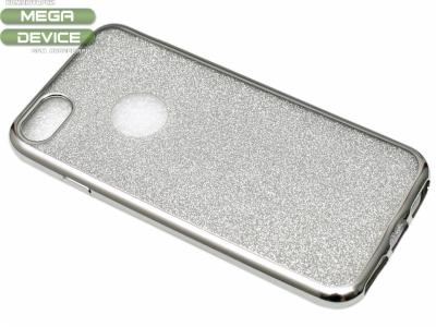 Силиконов Гръб с Брокат Iphone 7 / 8
