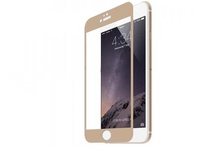 Стъклен протектор 3D Full - IPhone 6 / 6S Gold