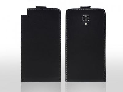 Калъфи тефтер за  LG X-Screen Черен