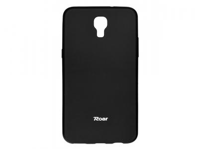Силиконов гръб - Roar Colorful Jelly Case LG X-Screen Black