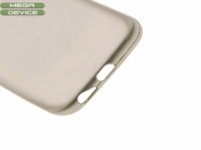 Силиконов матиран гръб Jelly за Samsung Galaxy A5 2017 Златист