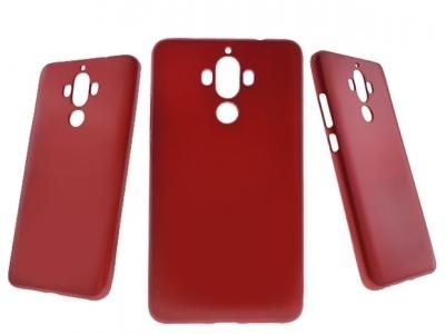 Силикон Jelly Case Flash Mat - huawei Mate 9 - Red