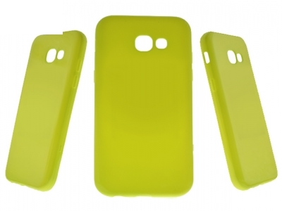 Силикон Jelly Case Flash - Samsung Galaxy A5 2017 - Lime
