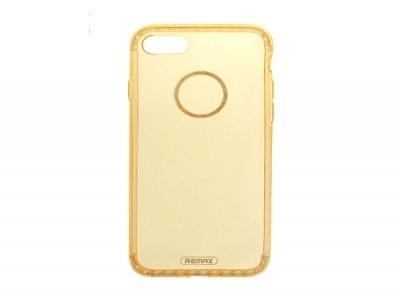 Силиконов гръб за Sunshine Case Iphone 7 / 8 - злато