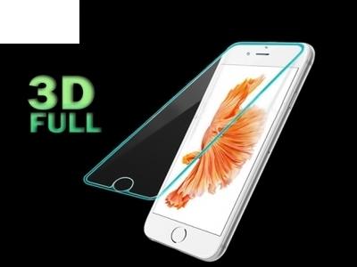 Стъклен протектор 3D Full - IPhone 6 / 6S Transparent