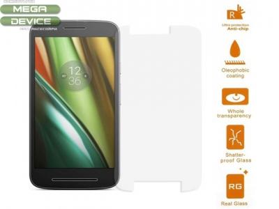 Стъклен протектор 0.3mm  Arc Edge за Motorola Moto E3
