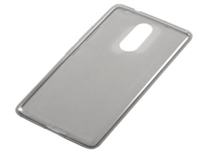 Силиконов протектор Lenovo K6 Note - Grey