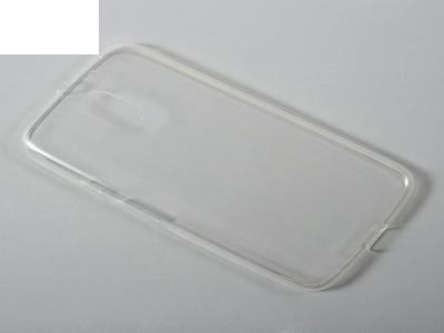 Силиконов протектор Motorola Moto E3 - Transparent