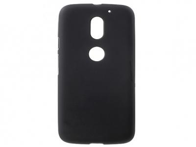 Силиконов протектор Motorola Moto E3 - Black