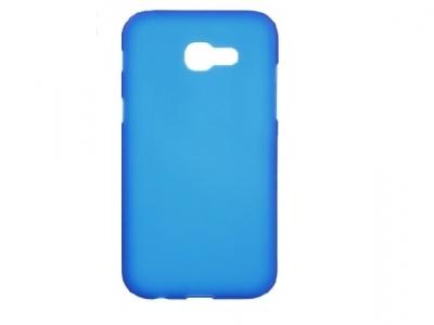 Силиконов гръб за Samsung Galaxy A5 (2017) - Blue