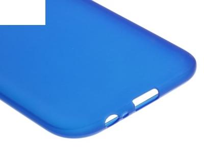 Силиконов гръб за Samsung Galaxy A5 2017, Син