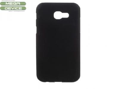 Силиконов гръб за Samsung Galaxy A5 (2017) - Black