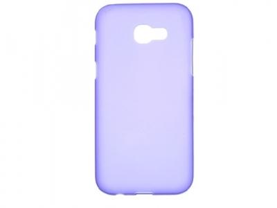 Силиконов гръб за Samsung Galaxy A5 (2017) - Purple