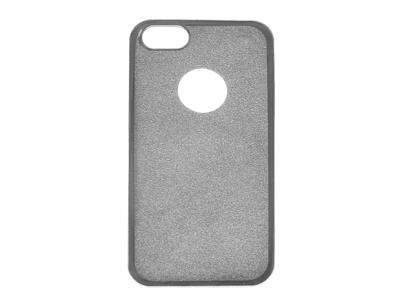 Силиконов Гръб с Брокат Iphone 5 / 5S - Elektro Grey