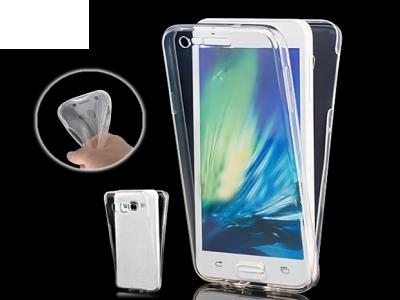 Силиконов протектор 360 Samsung Galaxy A5 2017 - Transparent