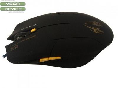 Мишка OMEGA CMMG4BK / GAMING/6D/BLACK
