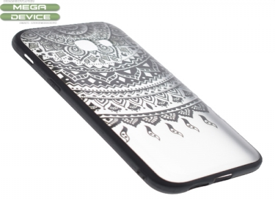 Силиконов Гръб - Samsung Galaxy A5 2017 A520  - Модел 1 (Big Lace ) Black