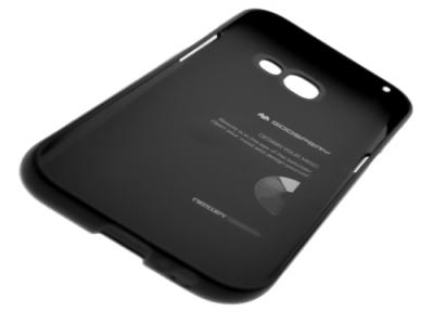 Силикон Jelly Mercury - Samsung Galaxy A5 2017 A520F Black