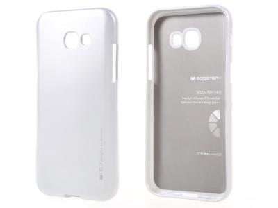 Силикон Jelly Mercury за Samsung Galaxy A5 2017 A520F Бял