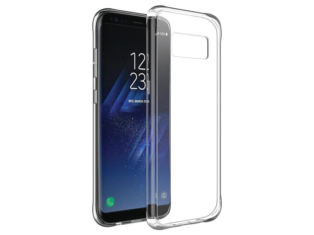 Силиконов гръб за Samsung Galaxy S8 2017, Прозрачен