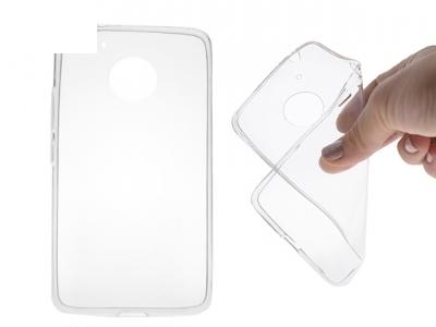 Силикон Ултра Слим - Motorola MOTO G5 Transparent