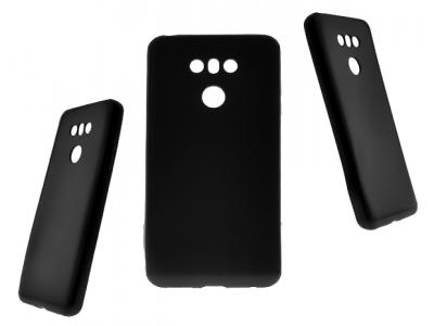 Силиконов гръб Jelly за LG G6 2017, Черен