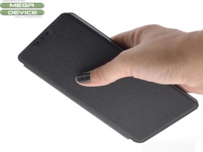 Калъф тефтер за Samsung Galaxy S8 2017 G950, Черен