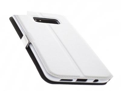 Калъф тефтер за Samsung Galaxy S8 2017 G950, Бял