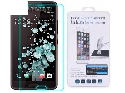 Стъклен протектор Explosion-proof Anti-Scratch 9H  HTC Ocean Note / HTC U Ultra