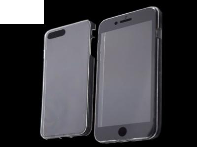 Силиконов Калъф 360 T24 - IPhone 7 Plus/ 8 Plus , Черен
