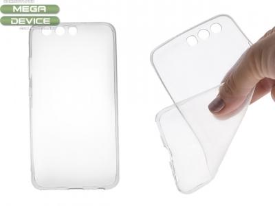 Силикон Ултра Слим - Huawei P10 Transparent Relef