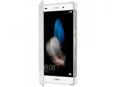 Калъф Тефтер Original Huawei P8 LITE (2017) /P9 Lite (2017) White