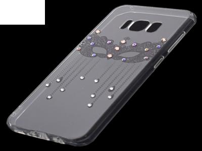 Силиконов гръб VENNUS за Samsung Galaxy S8 2017(G950 ), Черен