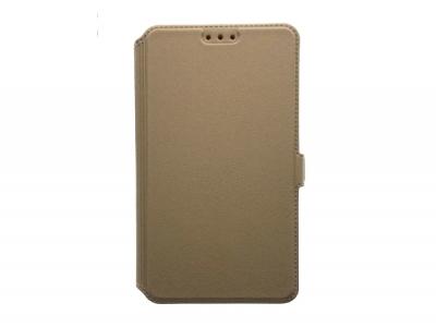 Тефтер странично отваряне - BOOK POCKET Lenovo P2 (P2A42) Gold