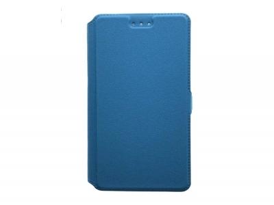 Тефтер странично отваряне - BOOK POCKET Huawei P10 Plus Blue