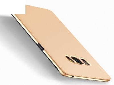 Калъф Гръб Силикон XLEVEL Knight за Samsung Galaxy S8 2017 (G950) , Златист