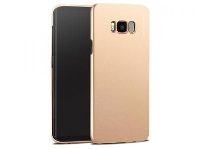 Твърд PC Гръб  XLEVEL Knight за Samsung Galaxy S8 Plus 2017 (G955) Златист