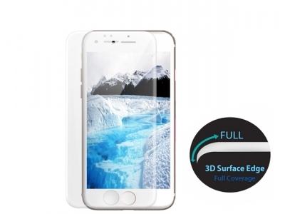 Стъклен протектор 3D Full Curved за IPhone 7 / 8