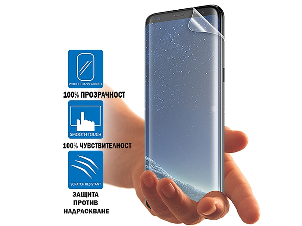 Протектор за Samsung Galaxy S8 PLUS 2017 G955 FULL