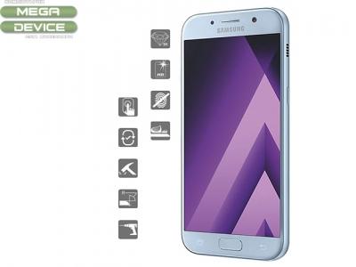 Стъклен протектор Full Samsung Galaxy A5 2017 A520 Transparent