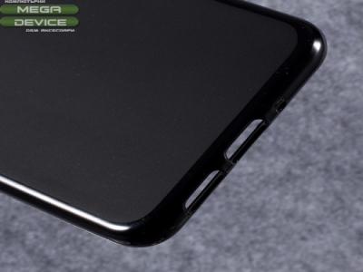 Матиран Силикнов Калъф за Huawei P10 Lite Черен