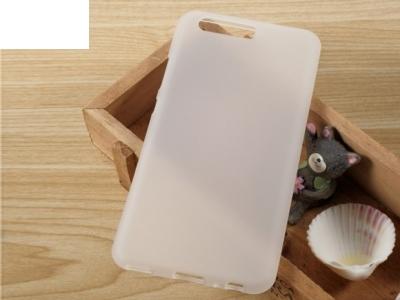 Калъф Гръб силикон Матиран Huawei P10 - White