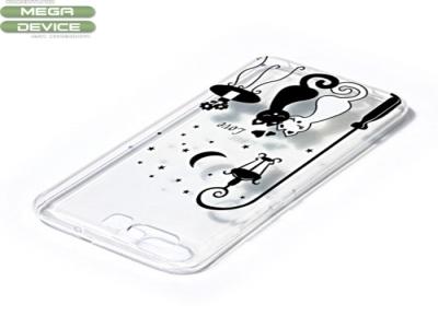 Калъф гръб силикон Huawei P10 - Sweet Cat Lovers