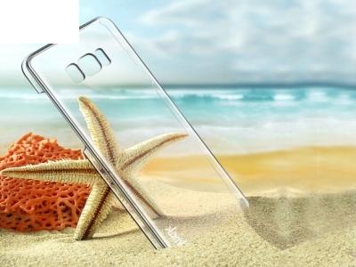 Пластмасов гръб за Samsung Galaxy S8 Plus (G955) Прозрачен