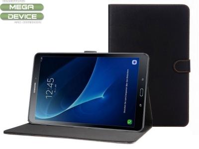 Калъф тефтер за таблет Samsung Tab A 10.1 (2016) T580 T585, Черен